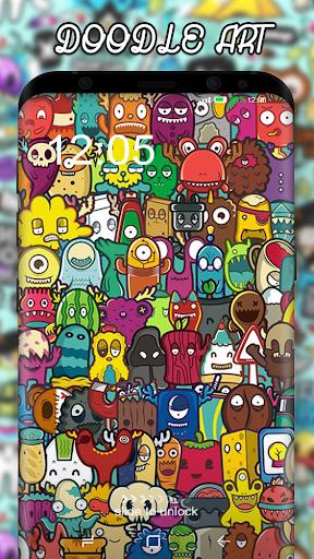 Doodle Art Wallpaper ss3