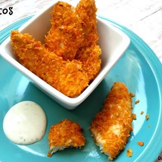 Easy Doritos Chicken Tenders.