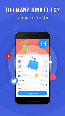 Power Cleaner-Boost & Clean - screenshot