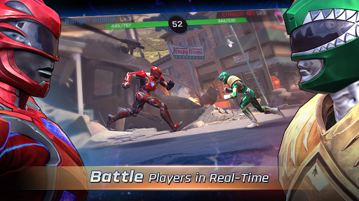 Power Rangers: Legacy Wars screenshot 11