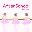 GFAfterSchool™ Latin FlipFont icon