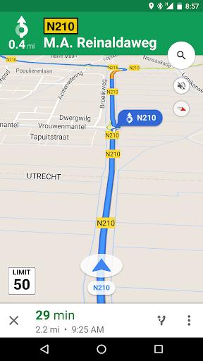 Maps Speed Limits 6.1 screenshots 2