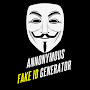 Annonymous Fake ID Generator APK icon
