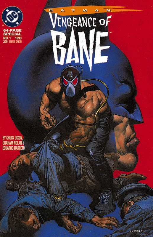Batman: Vengeance of Bane (1993) - complete