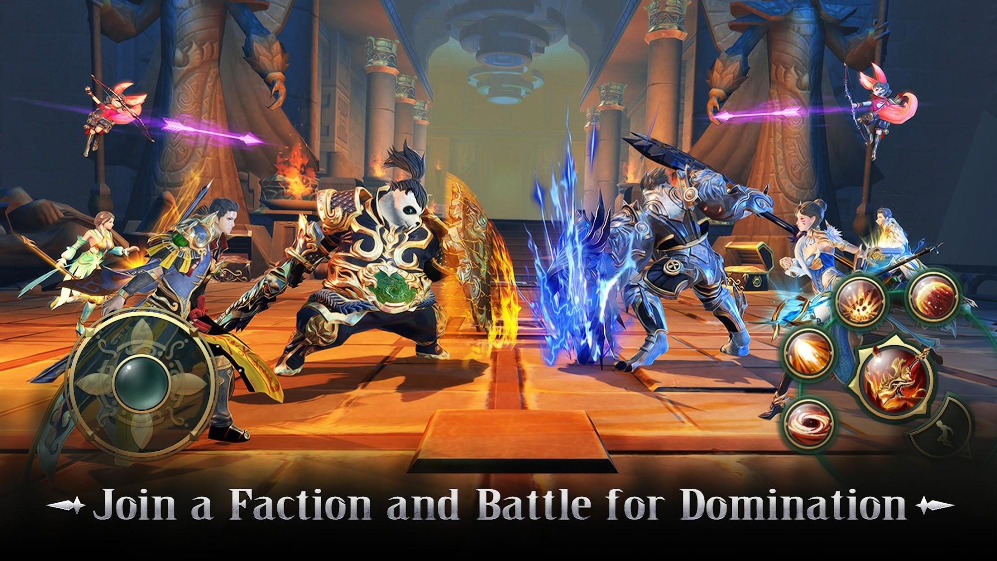 Taichi Panda 3: Dragon Hunter screenshot #4