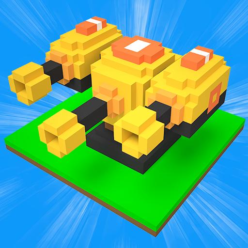 Fireline —— Merge Defense 3D