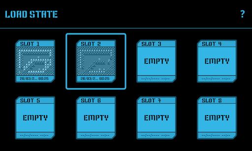 Nostalgia.NES (NES Emulator) 1.17.1 screenshots 4