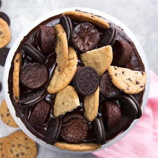 Brownie Cookie Cake.
