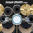 Simple Drums Free icon