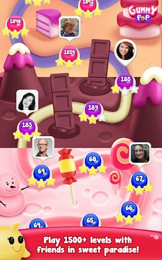 Gummy Pop - Bubble Pop! Games 2.9 screenshots 19