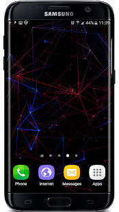 Particle FX 3D Live Wallpaper - náhled
