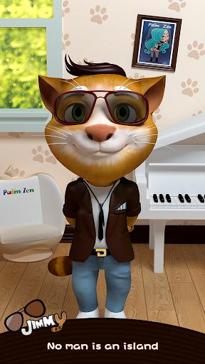 My Talking Jimmy Cat 2.8 screenshots 1