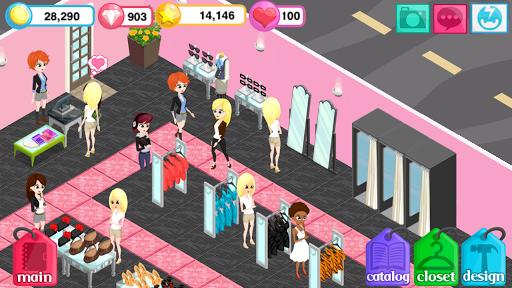 Fashion Story screenshot 12