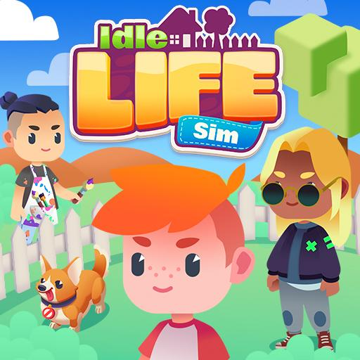 Idle Life Sim - Simulator Game