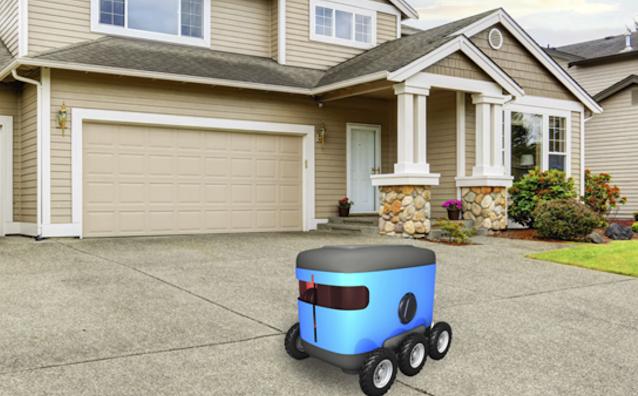 MIT algorithm helps delivery robots navigate.