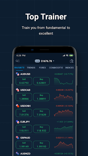 Forex stocks  trading - forex mt4 trading app  Paidproapk.com 3