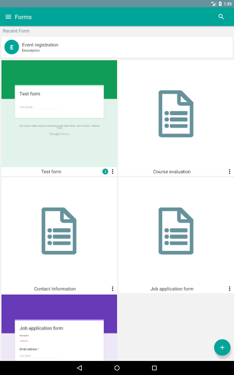 FormsApp for Google Forms APK Cracked Free Download