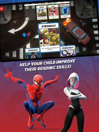 Marvel Hero Tales filehippodl screenshot 6