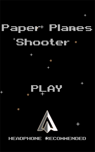 Paper Plane Shooter