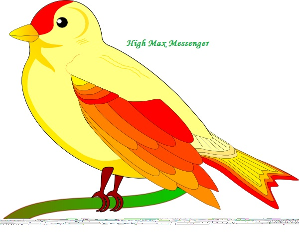 High Max Messenger- screenshot