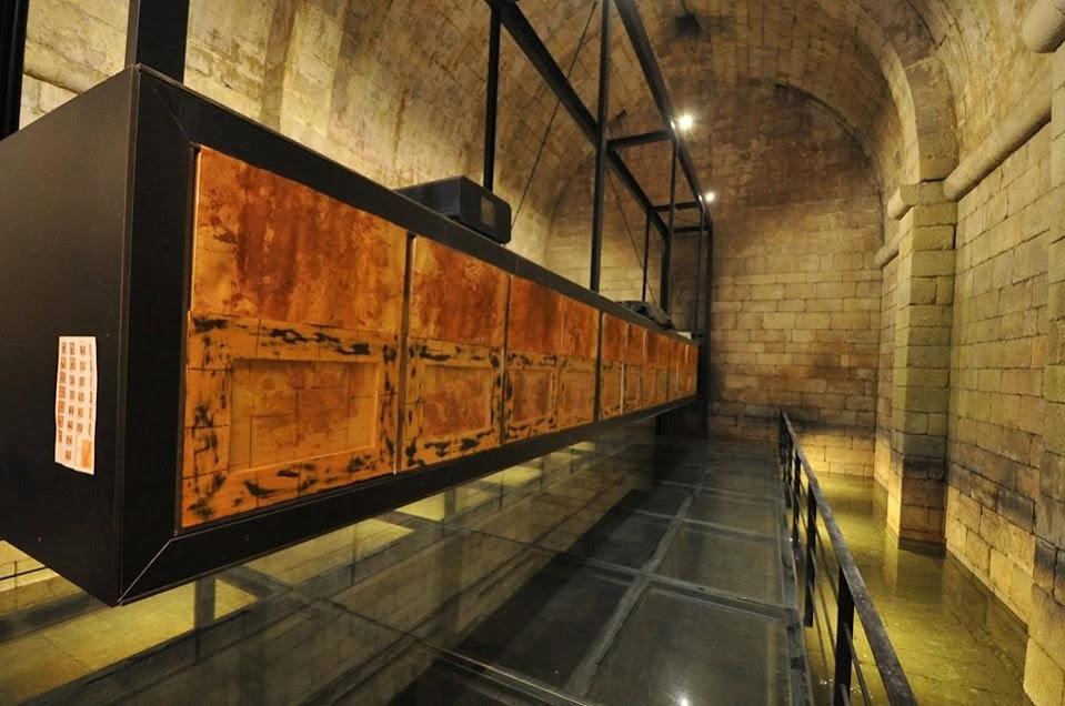 Exposição na Cisterna de Lamego sugestão cultural do fim de semana