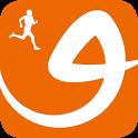 u4fit - GPS Track Run Walk icon