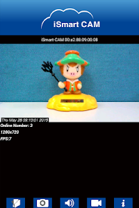 iSmart-CAM screenshot 1