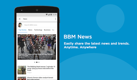 BBM – Free Calls & Messages 9