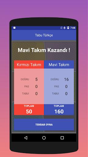Tabuu - 10.000 u00dccretsiz Kelime android2mod screenshots 8
