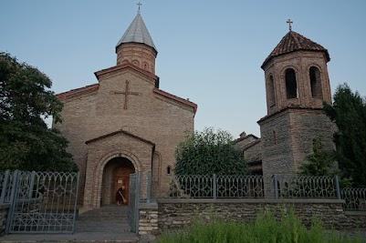 Kirche in Kvareli.