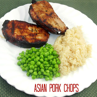 Asian Pork Chops.