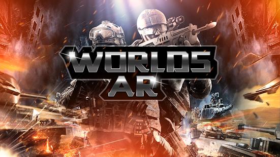 WorldsAR - náhled