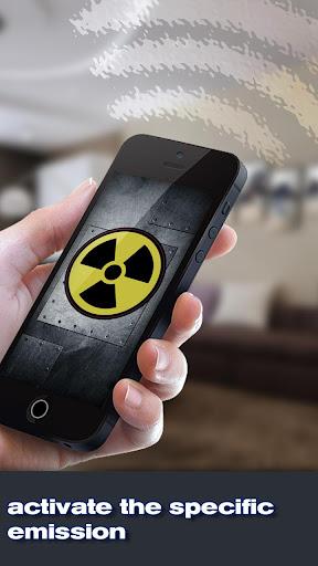 Radiation Prank