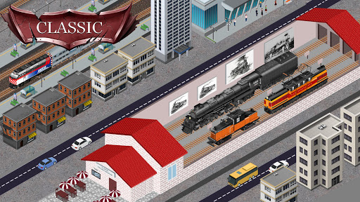 Chicago Train - Idle Transport Tycoon android2mod screenshots 4
