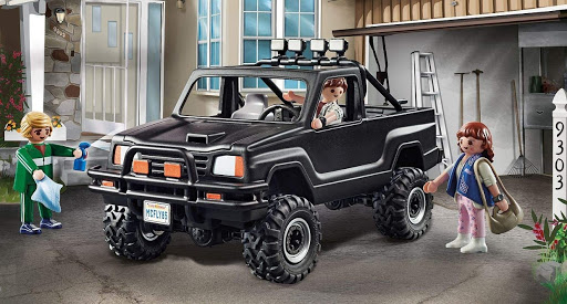 Playmobil Adds Marty McFly's Truck to Its Back to the Future Playsets: Great Scott!