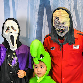 by Koh Chip Whye - Public Holidays Halloween