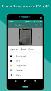 Smart Scan Pro: PDF Scanner Screenshot