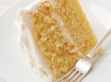 The Only Yellow Cake Recipe You'll Ever Need
