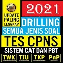 SOAL MATERI CPNS PPPK 2021 SSCN TPA SKD OFFLINE icon