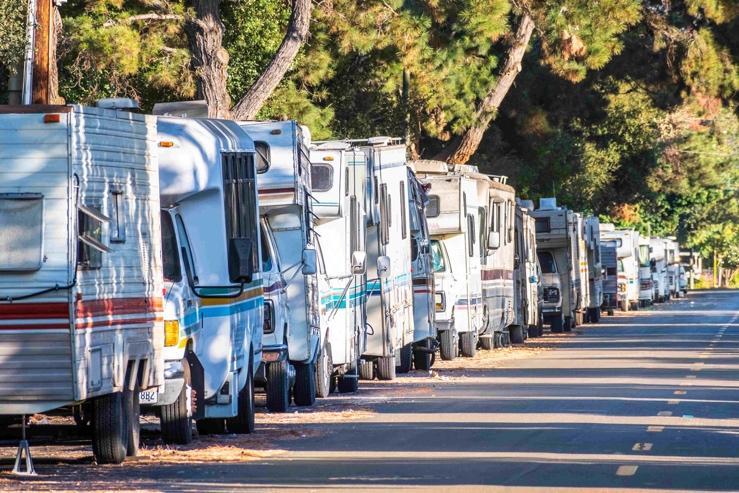 在美國租露營車前記得要留意數量提供和取還時間