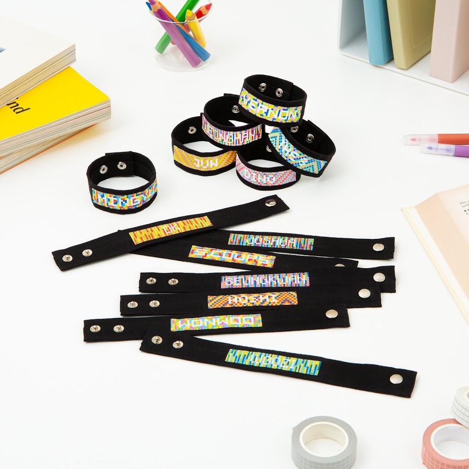 seventeen merch bracelets @HYBE_MERCH