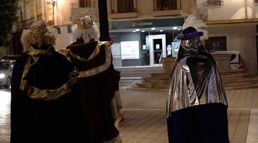 Los Reyes Magos recorrerán Berja y sus barrios en cuatro itinerarios