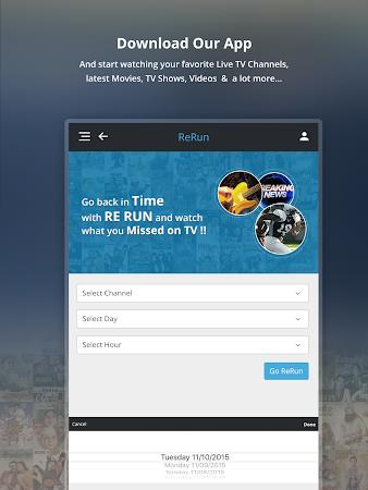 dittoTV - Live TV & VoD a1.134 screenshot 1344028
