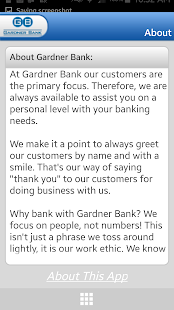 Gardner Bank- screenshot thumbnail