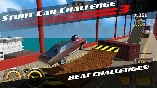 Stunt Car Challenge 3 screenshots 7