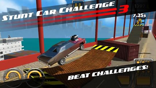 Stunt Car Challenge 3 MOD Apk (Unlimited Money) 7