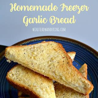 Texas Toast Garlic Bread Recipes.