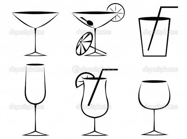 Glasses & Containers For Drink Making