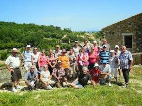 Photo: A St Montant dans l'Ardèche