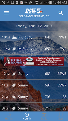 First Alert 5 Weather App Apk 2